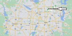 What County is Richardson TX in