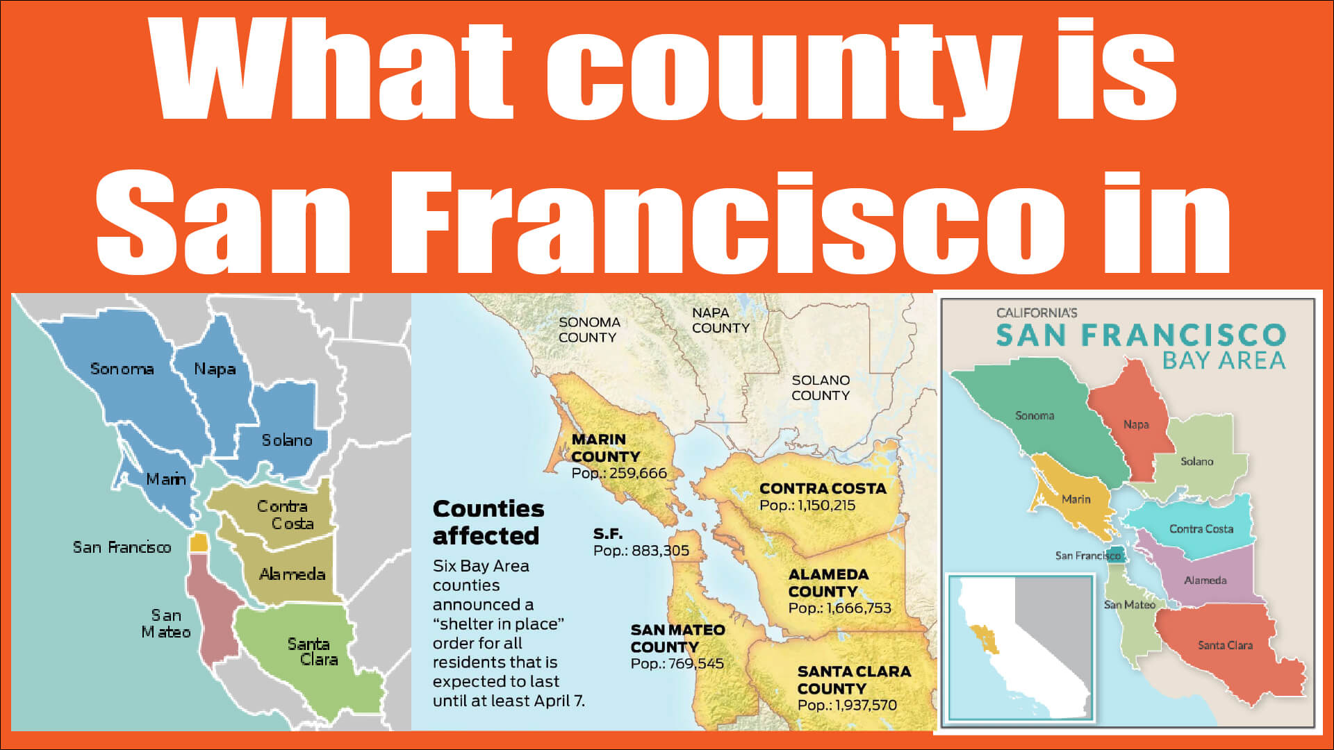 What county is San Francisco in