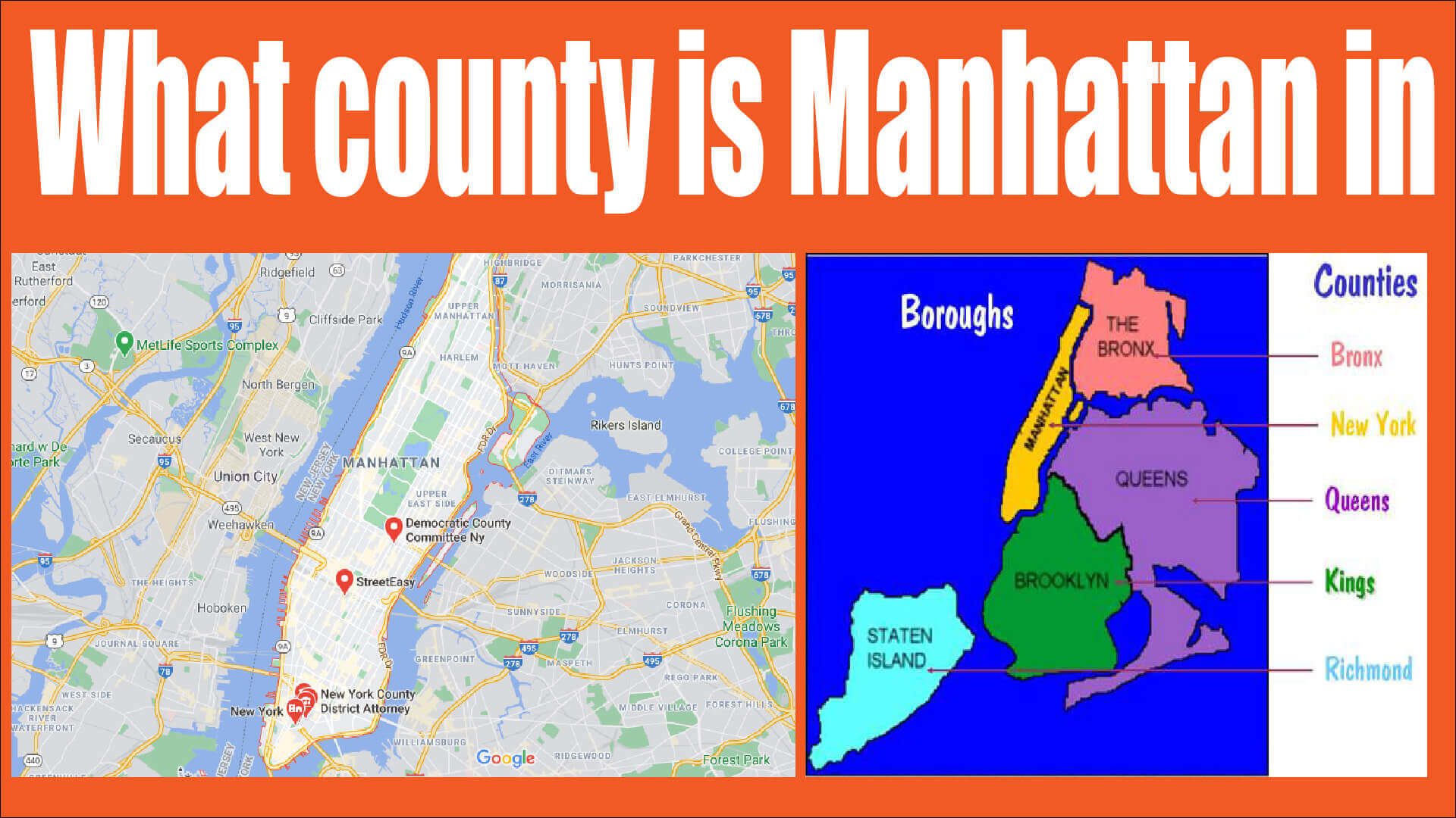 What county is manhattan in