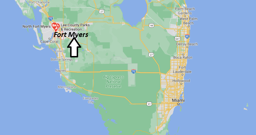 What County is Fort Myers FL in