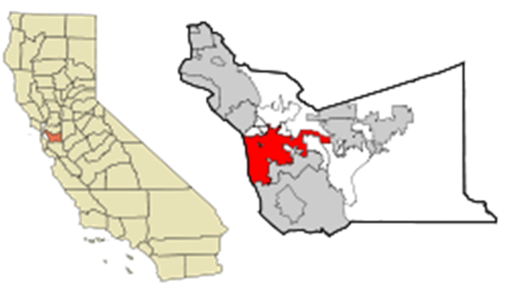 What County is Hayward in