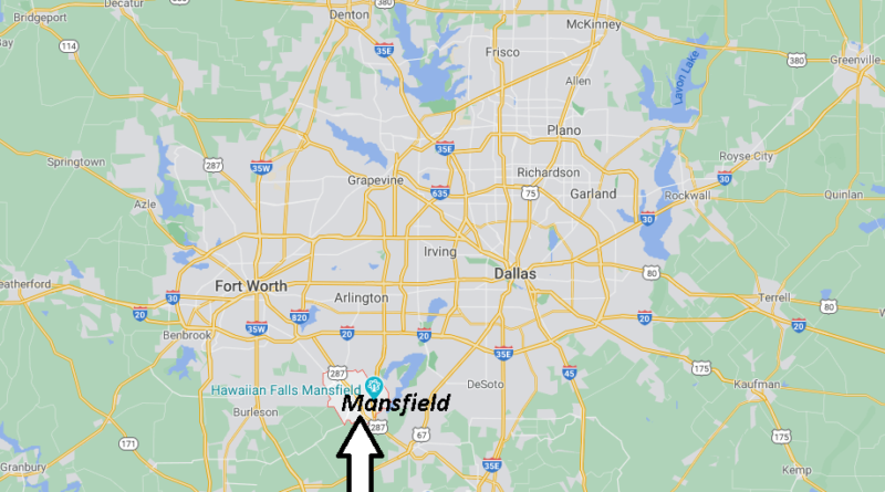 What County is Mansfield TX in