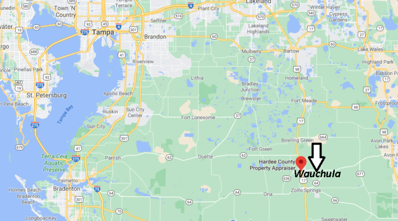 What county is Wauchula FL in