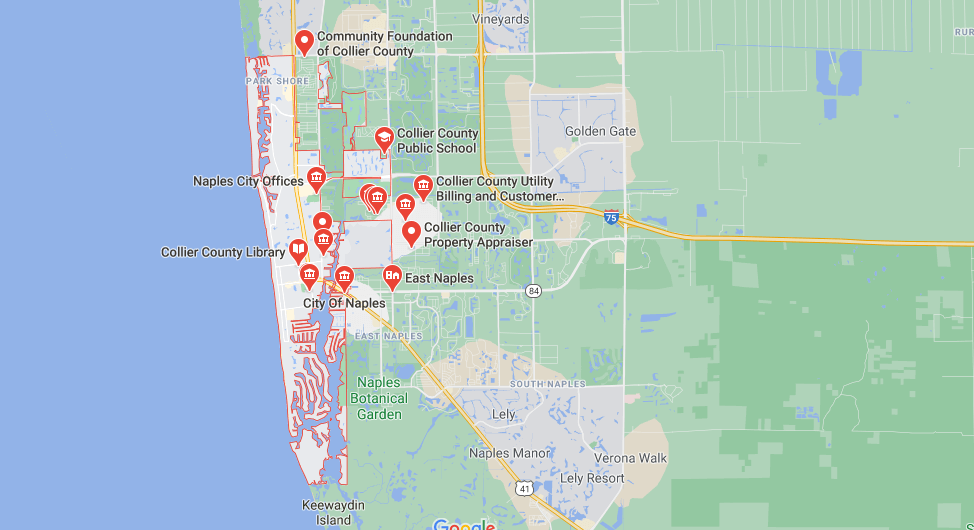 What County is Naples Florida in