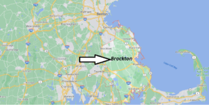 What County is Brockton MA in