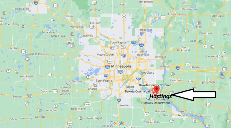 What County is Hastings MN in
