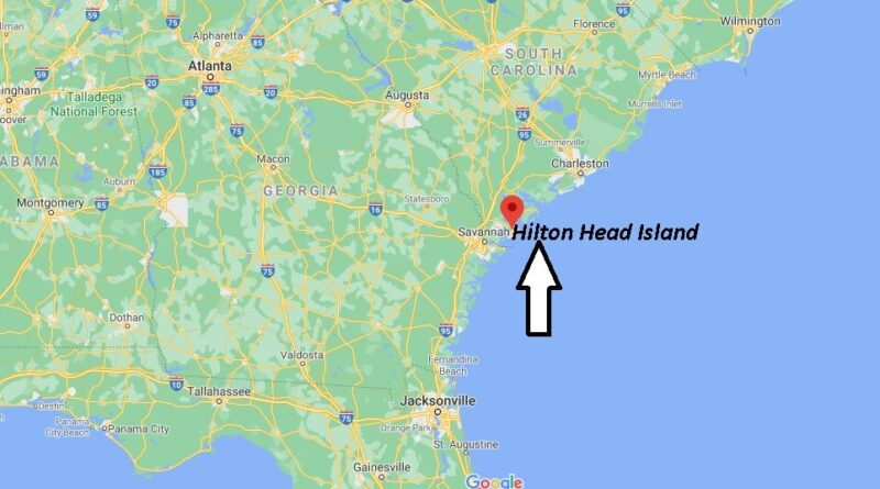 What County is Hilton Head Island in