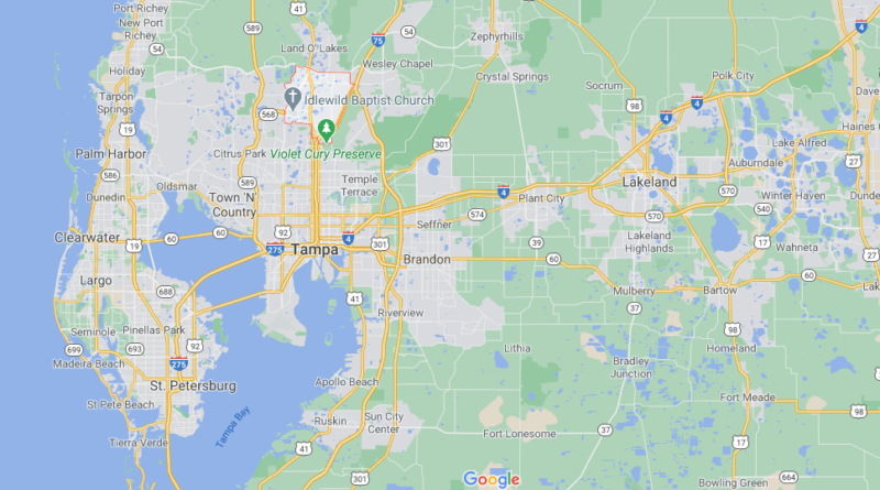 What County is Lutz FL in