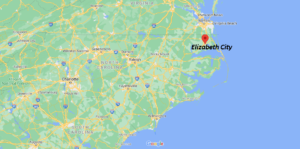 What County is Elizabeth City NC in