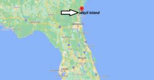 What County is Jekyll Island in
