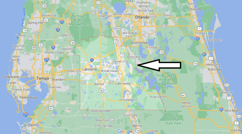 What County is Davenport FL in