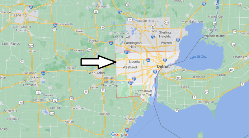 What County is Dearborn MI in