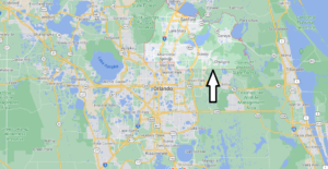 What County is Sanford Florida in