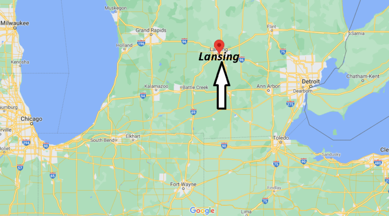 What County is Lansing in | What County