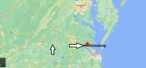 What County is Williamsburg VA in