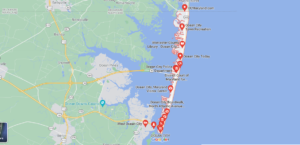 What county in Maryland is Ocean City Maryland