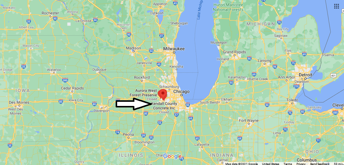 What County is Aurora IL in