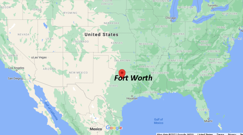 What County is Fort Worth TX in