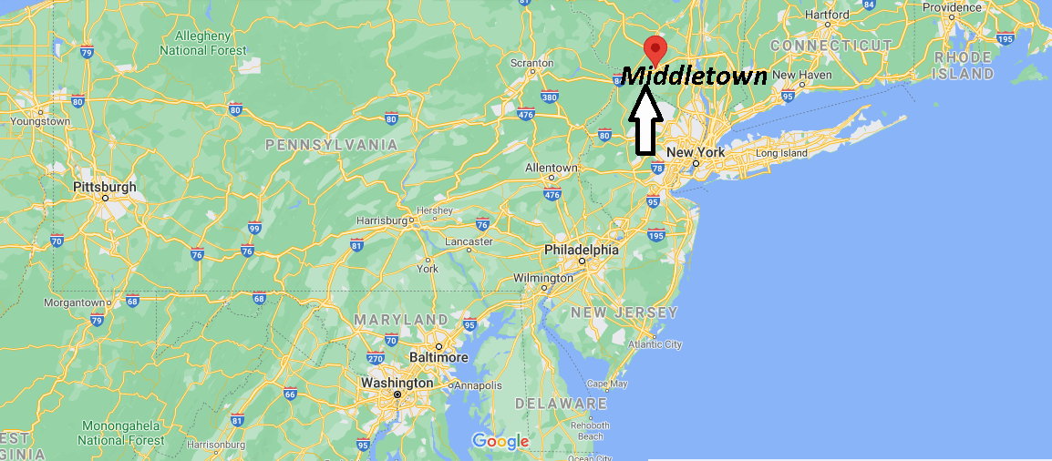 What County is Middletown NY in