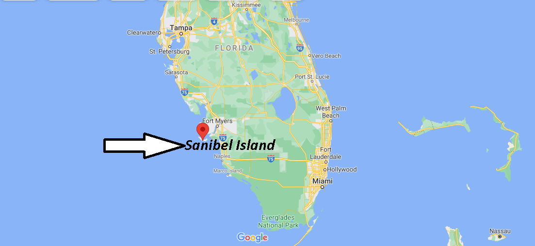 What County is Sanibel Island in