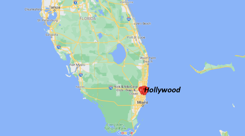 What County is Hollywood Florida in